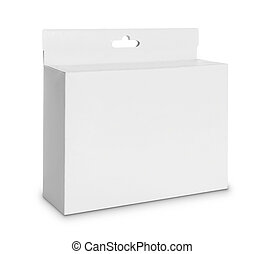 white Package Box for products - white Package Box. For...