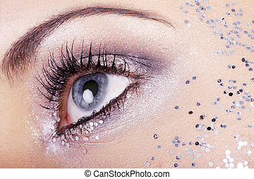 great eye make up