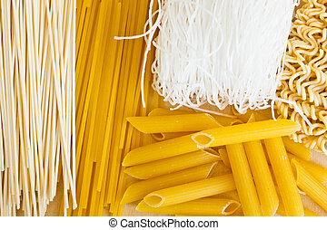 Series of Noodle and Pasta