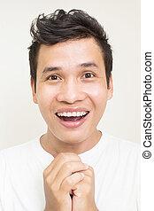 Surprise Face - Man With Surprise Face