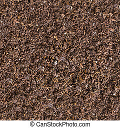 Seamless Texture of Brown Soil - Seamless Tileable Texture...