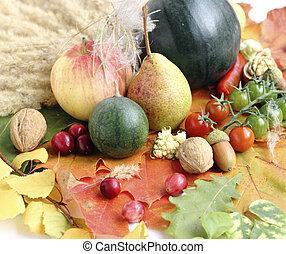 健康, 蔬菜, 有机, 水果