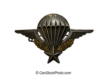 Patent french paratrooper