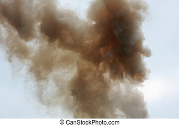 shapes of clouds and smoke 4 - abstract shapes of clouds and...