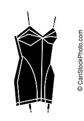 lingerie vector illustration