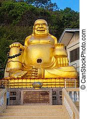 Smile Budda in Thailand