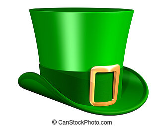 Leprechaun hat Stock Illustrations. 3,612 Leprechaun hat ...