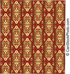 gold seamless pattern