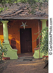 House, Panaji Goa India