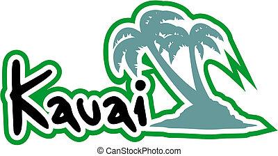 Kauai beach - Creative design of Kauai beach