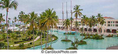 View from the balcony of Resort - View from the balcony of...