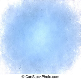 Ice Blue Background Texture - Ice Blue old grunge paper...