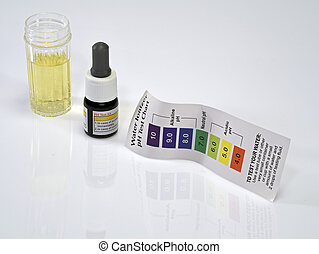 Acid acidic water test ph reagent - Acid acidic water test...