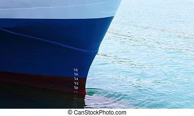 zaciąg, tabela, liczenie, statek