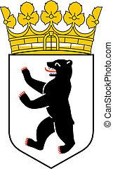 Berlin, coat of arms