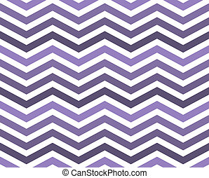 Purple Zigzag Pattern Background that is seamless and...