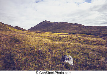 Ben Lawers in Scotland