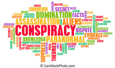 Conspiracy Theory and Hidden Evidence as Concept
