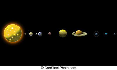 Solar system Clipart and Stock Illustrations. 15,570 Solar system ...