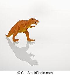 玩具, 恐龍