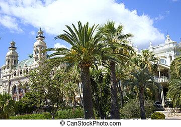 Monte Carlo Casino in Monaco - Complex includes a Casino and...