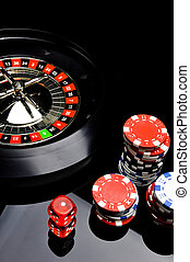 Casino, roulette, gambling games
