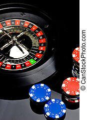Casino, roulette, gambling games - Gambling games