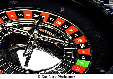 Casino, roulette, gambling games - Gambling games