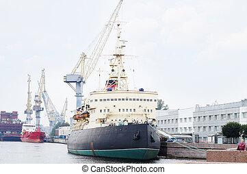 icebreaker - The image of icebreaker