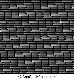 Carbon Fiber Pattern - Illustration of a carbon fiber...