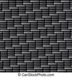 Carbon Fiber Pattern - Illustration of a carbon fiber...