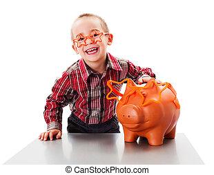 Savings for the future