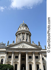 Deutscher dom in Berlin, Germany
