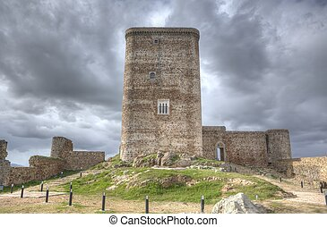 Parade ground - The stronghold of Feria is one of the most...