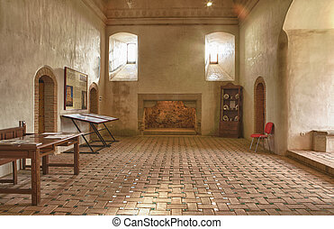 Great fireplace - The stronghold of Feria is one of the most...