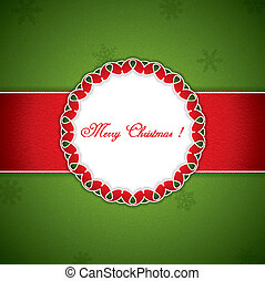 Christmas gift boxe background vector