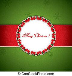 Christmas gift boxe background vector