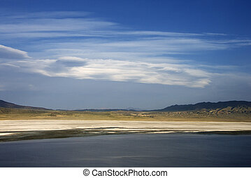 湖,  OWENS, カリフォルニア