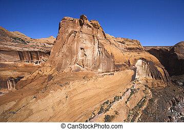 Glen Canyon, Utah.