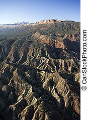 Mountains, Utah.