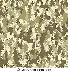 vector soldier summer camouflage background pattern