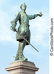 Charles XII of Sweden - Known Swedish king Charles XII....