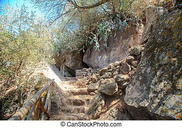Bagno, asciutto, Cueva, Pantelleria