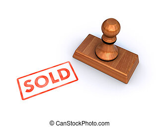 stamp sold