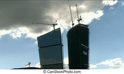 construction of skyscrapers