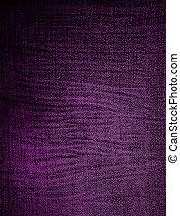 purple threadbare fabric texture