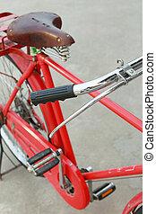 古い, 自転車