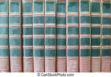 vintage book saddle background