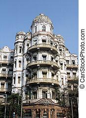 Esplanade mansions, Kolkata - Esplanade mansions built...