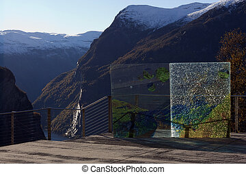 Geiranger view point